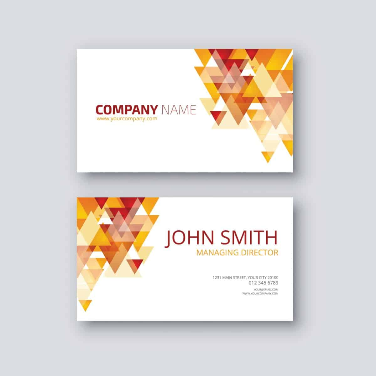 Your homepage = your business card