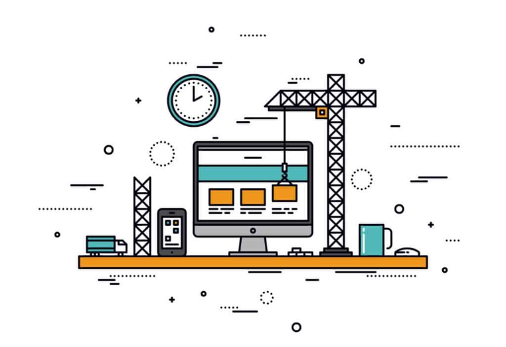 Desarrollo del sitio web iPower
